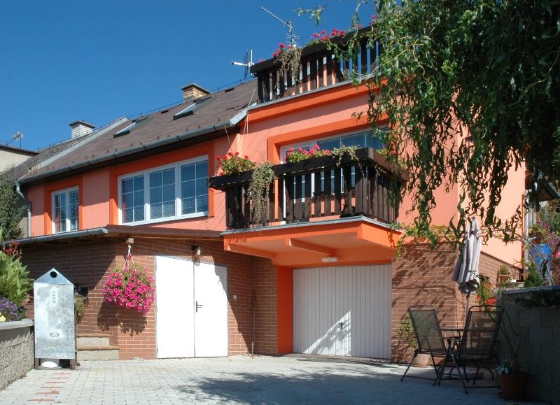 Kompletní rekonstrukce vnějšího vzhledu domu